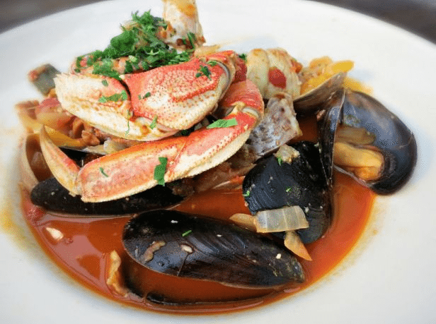Hometown Hungers: Best Cioppino Outside of San Francisco