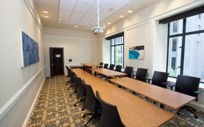 The Bently Reserve Launches Healthy Meetings Program