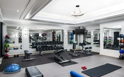 "The Westin St. Francis Launches  ""Sweatworking"" Meetings"