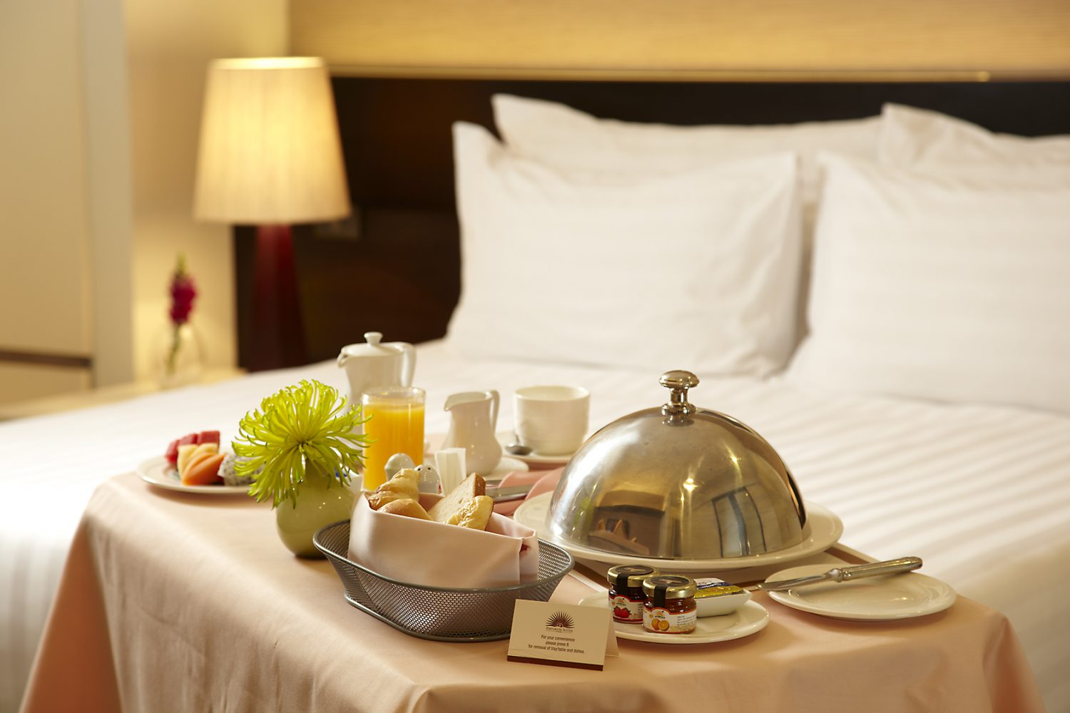Is Room Service Dead?