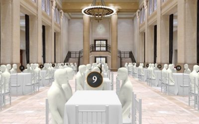 The Bently Reserve is the First Event Venue to Offer Virtual Reality Planning for Events and Weddings
