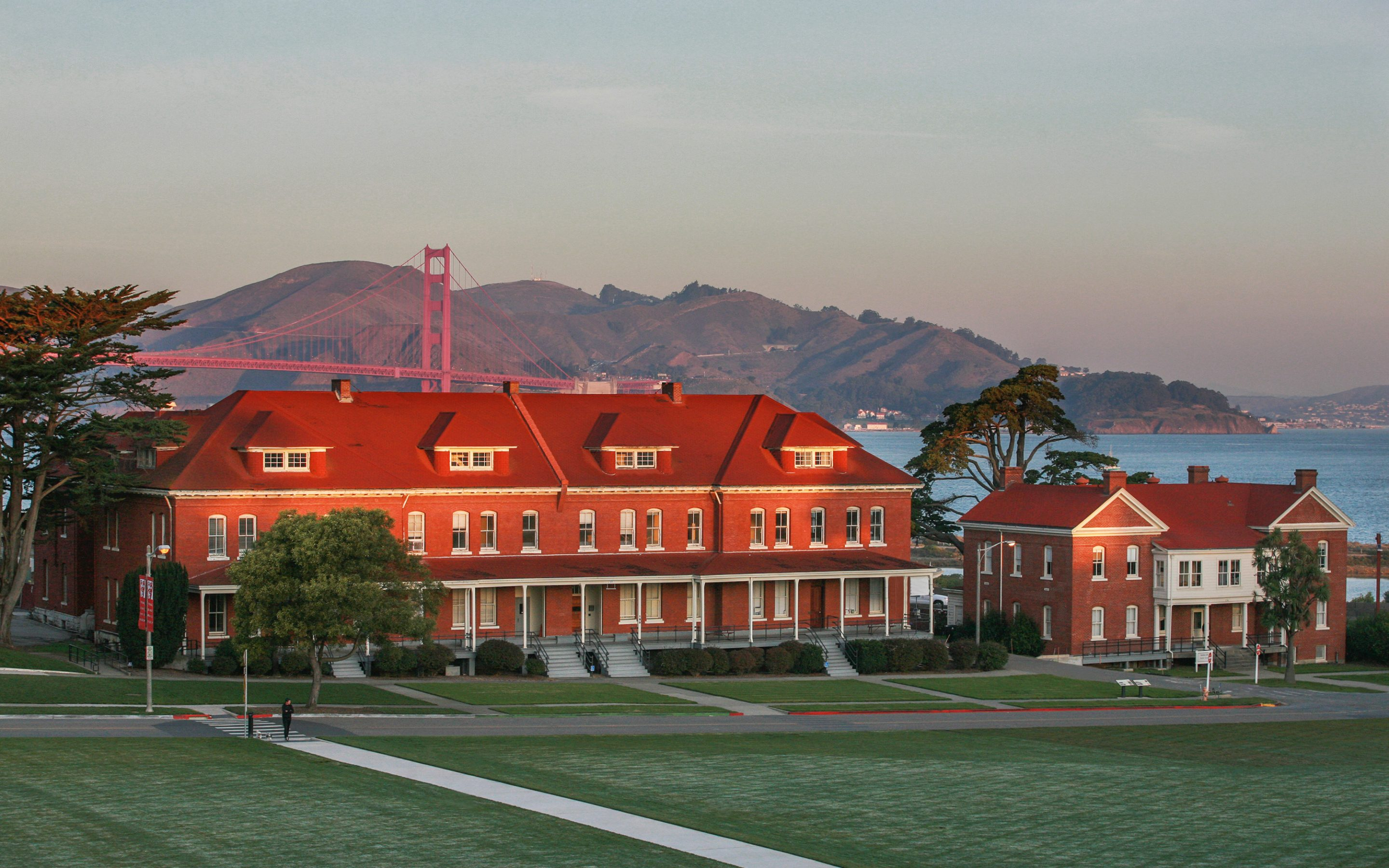 New Lodge at the Presidio Now Taking Reservations in Anticipation of Summer Opening