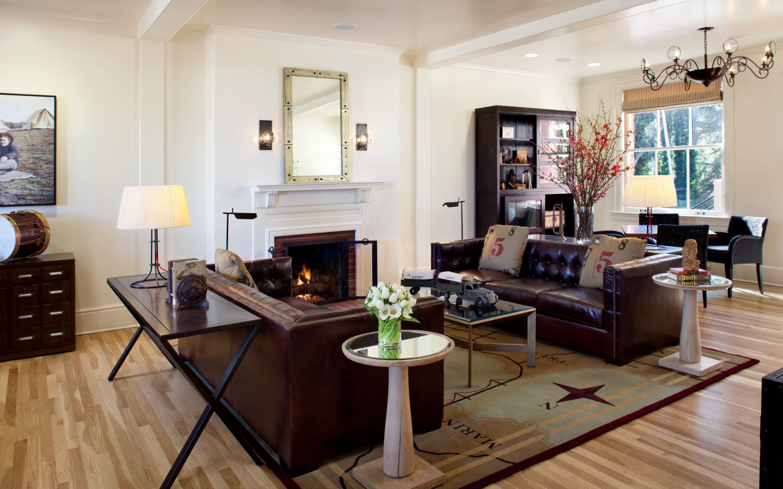 "Condé Nast Traveler- ""25 Best Hotels in San Francisco"""