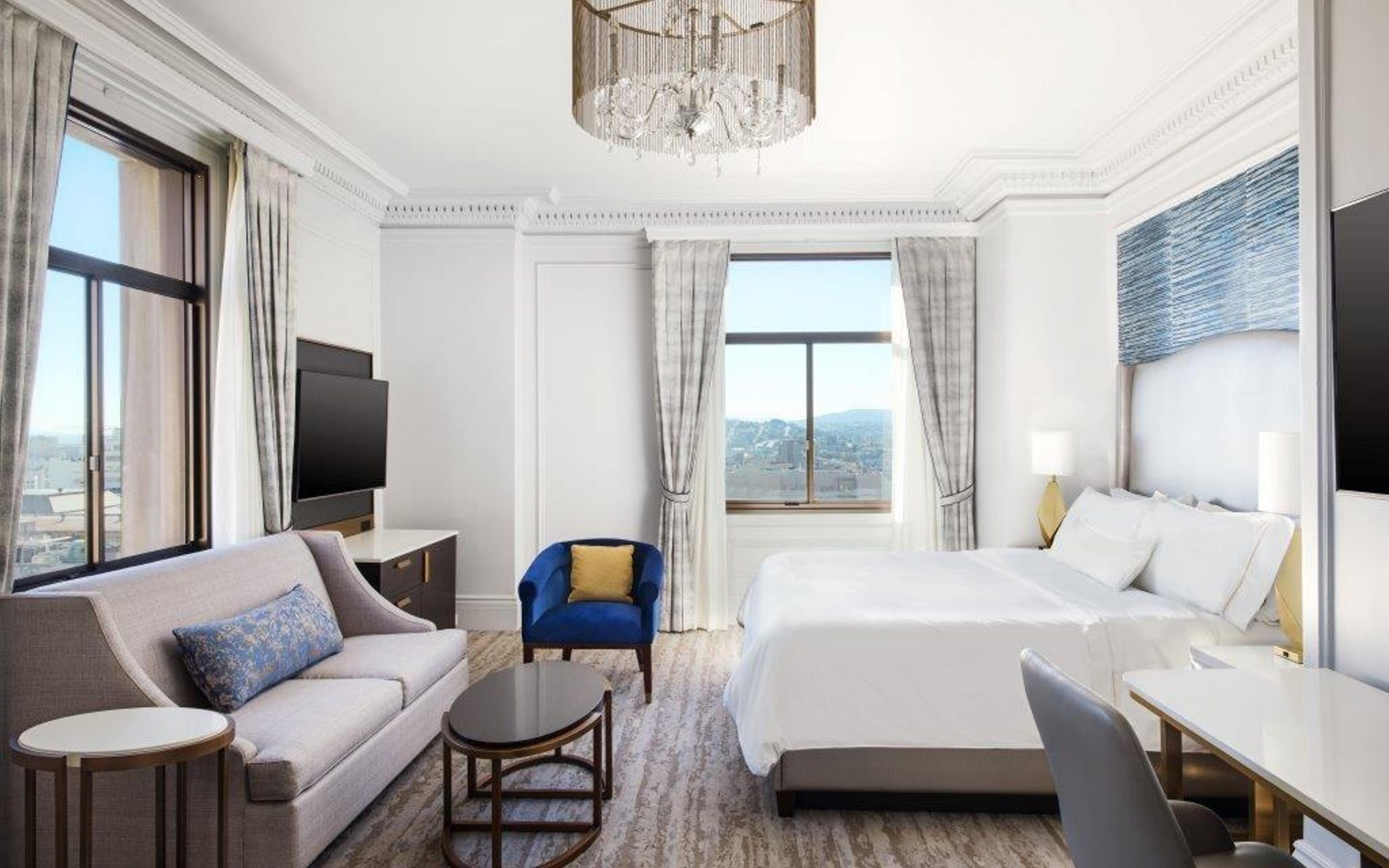 The Westin St. Francis Completes $45 Million Renovation of Historic Landmark Building