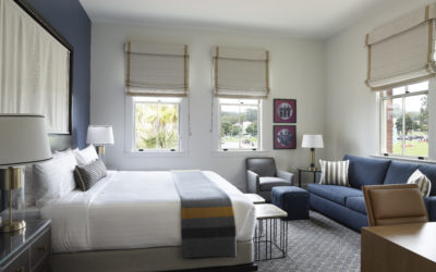 Lodge at the Presidio Opens Today San Francisco's National Park Welcomes Second Hotel