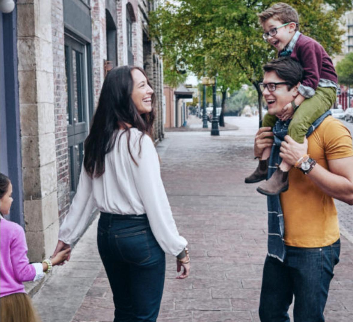 "U.S. News & World Report- ""30 Top Family Weekend Getaways"""