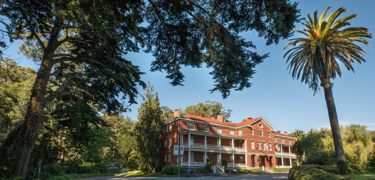 Inn at the Presidio Recognized As #1 Hotel in San Francisco